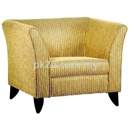 FOS-002-1S-L1- Simple 1 Seater Sofa Sofa & Bench (Febric) Sofa & Lounge Seating Public Seating Johor Bahru, JB, Malaysia Manufacturer, Supplier, Supply   PK Furniture System Sdn Bhd