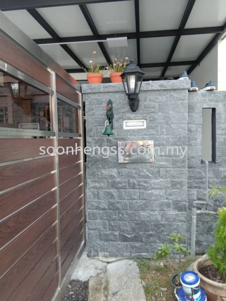 house number DIVERSIFICATION STAINLESS STEEL Johor Bahru (JB), Skudai, Malaysia Contractor, Manufacturer, Supplier, Supply | Soon Heng Stainless Steel & Renovation Works Sdn Bhd