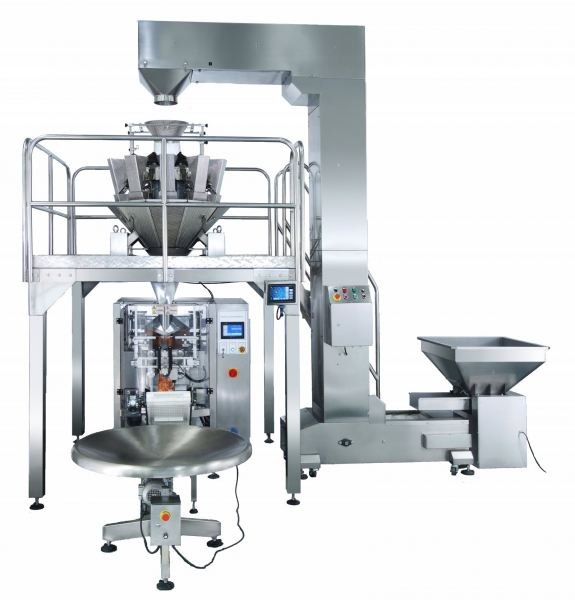 Multihead Weigher Complete System Packaging Selangor, Malaysia, Kuala Lumpur (KL), Puchong Supplier, Suppliers, Supply, Supplies | Duro Pack (M) Sdn Bhd