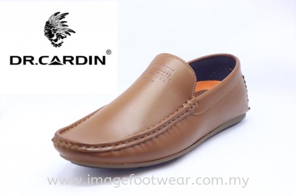 Dr. Cardin Men Mocassin DC- 60730- TAN Colour DR.CARDIN Hot Value Men Shoes Men Shoes Malaysia, Selangor, Kuala Lumpur (KL) Retailer | IMAGE FOOTWEAR COLLECTION SDN BHD