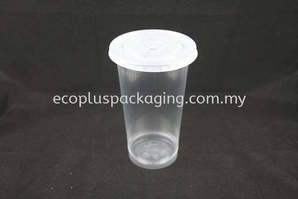 PP Cup 22oz with Lids PP Plastic Cup Cup Selangor, Malaysia, Kuala Lumpur (KL), Subang Jaya Supplier, Suppliers, Supply, Supplies | Eco Plus Packaging