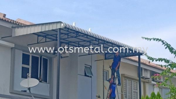 YY001 awing Johor Bahru (JB) Design, Supplier, Supply   OTS Metal Works