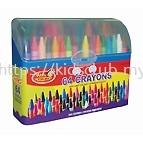 64CT CRAYONS IN PLASTIC CASE Crayon Malaysia, Selangor, Kuala Lumpur (KL), Balakong Supplier, Supply, Manufacturer, Wholesaler | SIRICH ENTERPRISE SDN BHD
