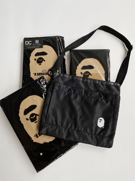 BAPE SLING BAG SLING BAG BAG Malaysia, Johor, Muar Supplier, Suppliers, Supply, Supplies | DC CLOTHING & ACCESSORIES TRADING