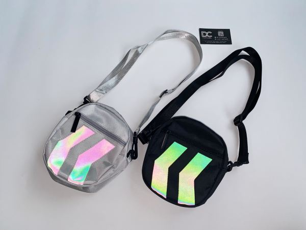 DC 3M REFLECTIVE SLING BAG SLING BAG BAG Malaysia, Johor, Muar Supplier, Suppliers, Supply, Supplies | DC CLOTHING & ACCESSORIES TRADING