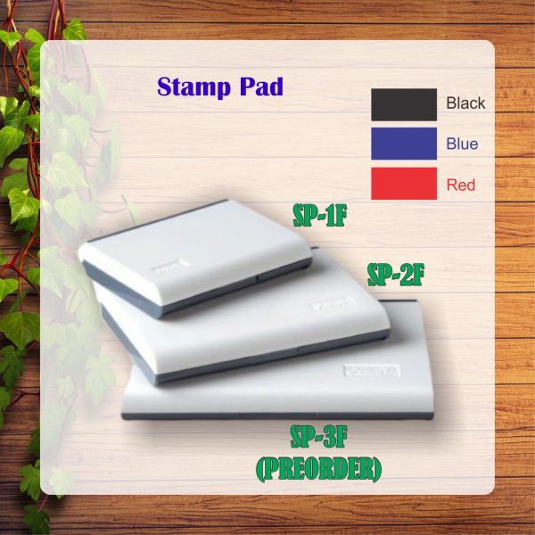 Stamp Pad Stamp Pad Rubber Stamp Pahang, Malaysia, Johor, Kuala Rompin, Mersing Supplier, Suppliers, Supply, Supplies | Wins 2 Marketing (M) Sdn Bhd