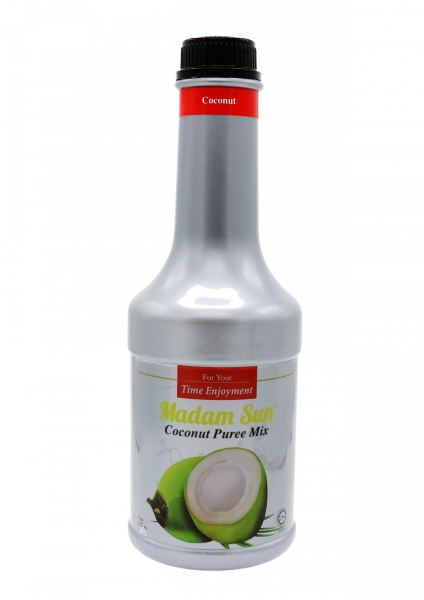 Coconut Puree Mix Tropical Fruit Series Fruit Puree Mixes Malaysia, Melaka Manufacturer, Supplier, Supply, Supplies | Madam Sun Sdn Bhd