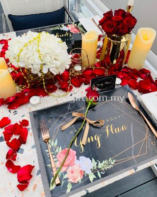 Table Setting (2 Pax)