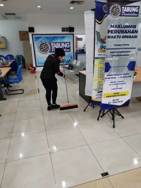 Office Cleaning Selangor, Malaysia, Kuala Lumpur (KL), Ampang Service | SRS Group Enterprise
