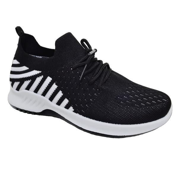 LADIES SPORT SHOE (SH 205-BK) Sport Shoes Malaysia, Perak, Ipoh Supplier, Wholesaler, Retailer, Supplies | SYARIKAT PERNIAGAAN SOOI SENG SDN BHD