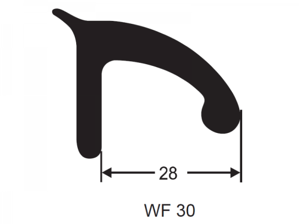 WF 30 Wheel Arch Flare Wheel Arch Fender Flares Malaysia, Selangor, Kuala Lumpur (KL), Klang Supplier, Suppliers, Supply, Supplies | Ambassador Industrial (M) Sdn Bhd