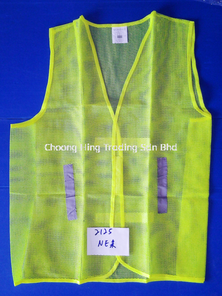 Safety Vest Vest Malaysia, Kuala Lumpur (KL), Selangor Supplier, Supply, Manufacturer | Choong Hing Trading Sdn Bhd