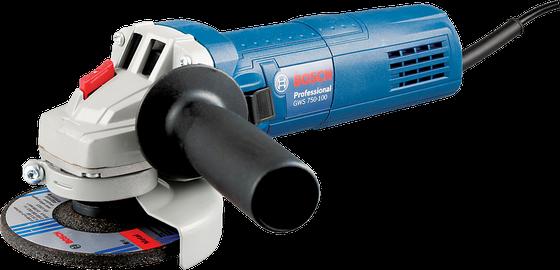 BOSCH GWS-750-100 GRINDER BOSCH POWER TOOLS Selangor, Klang, Malaysia, Kuala Lumpur (KL) Supplier, Suppliers, Supply, Supplies   Meng Fatt Chain Saw & Machinery Service