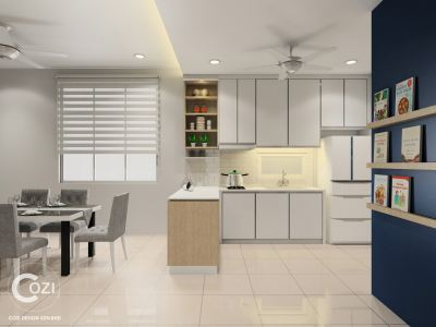 Interior Design and build- Terrace House