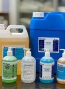 Norchem Hand Sanitizer & Disinfectant