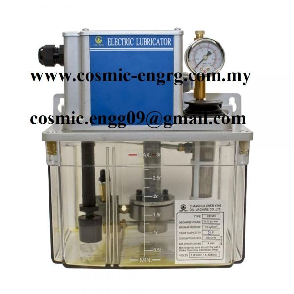 Chen Ying Lubrication Pump Others Johor Bahru (JB), Malaysia, Singapore, Selangor, Kuala Lumpur (KL) Supplier, Suppliers, Supply, Supplies | Cosmic Engineering & Industrial Supply Sdn Bhd