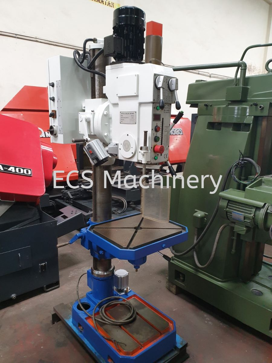 CHINA VERTICAL DRILLING MACHINE Drilling Machine Johor Bahru (JB), Malaysia, Mount Austin Used, Reconditioned, Supplier, Supply | ECS Machinery Service