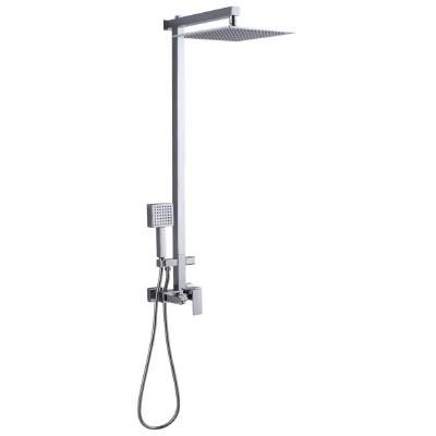 Felice FS 8145 Exposed Single Lever Shower Post With Rise Pipe Felice Rain Shower Bathroom Johor Bahru (JB), Malaysia, Kulai, Anggerik Emas Supplier, Suppliers, Supply, Supplies | Filken Enterprise