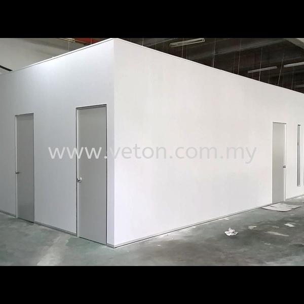GYPSUM BOARD PARTITION GYPSUM BOARD PARTITION OFFICE RENOVATION Selangor, Klang, Malaysia, Kuala Lumpur (KL) Supplier, Service, Supply, Supplies | Veton Office System Sdn Bhd