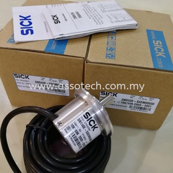 SICK Encoder DBS50E SICK Penang, Malaysia, Bayan Baru Supplier, Suppliers, Supply, Supplies | Assotech Resources