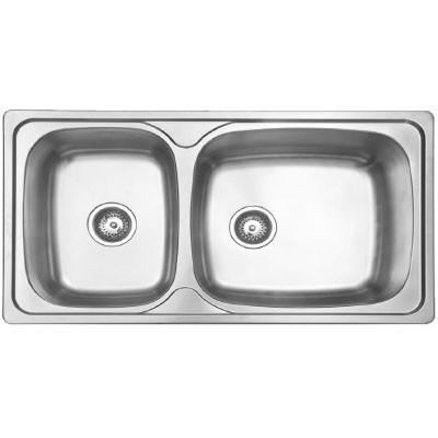 Felice FLSK 9250 Stainless Steel 1 1/2 Bowl Felice Sink Kitchen Johor Bahru (JB), Malaysia, Kulai, Anggerik Emas Supplier, Suppliers, Supply, Supplies | Filken Enterprise