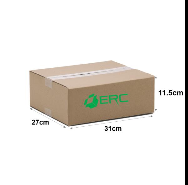 A060 - Medium Size Carton Box (31cmLx27cmWx11.5cmH/Single-Wall) Medium Size Carton Box Ready Made Boxes Selangor, Malaysia, Kuala Lumpur (KL), Bangi Supplier, Suppliers, Supply, Supplies   ERCBOX PACKAGING SDN BHD