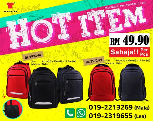 HOT Item for Bag Series.. Only RM49.90perpcs!!