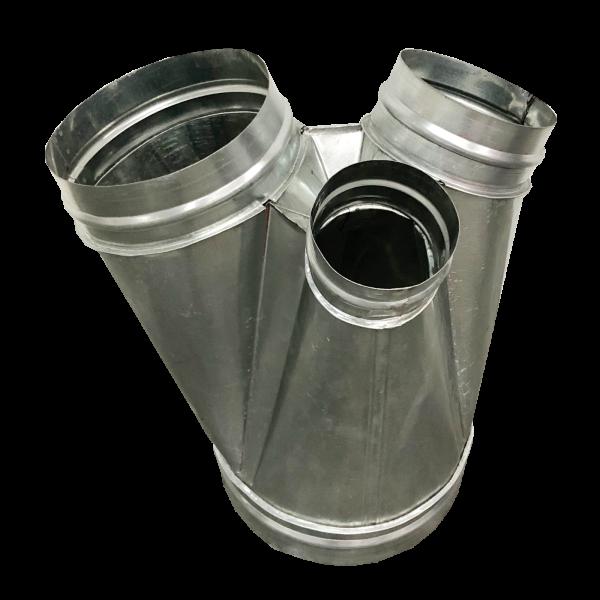 Spiral Duct - Lateral Reducer Spiral Duct (Spiro®) Selangor, Malaysia, Kuala Lumpur (KL), Seri Kembangan Manufacturer, Supplier, Supply, Supplies | Prudent Aire Engineering Sdn Bhd