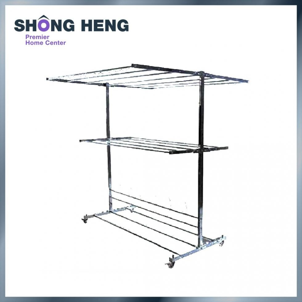 ADX-1280 FREE STANDING CLOTHES HANGER