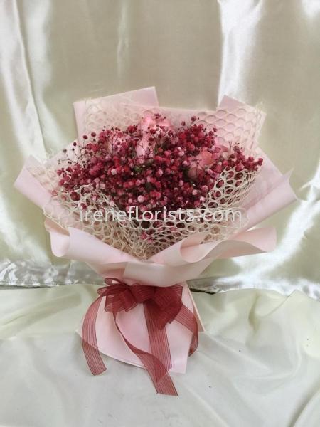 HB035 Hand Bouquet Taiping, Perak, Malaysia. Suppliers, Supplies, Supplier, Supply | Irene's Florists De Beaute
