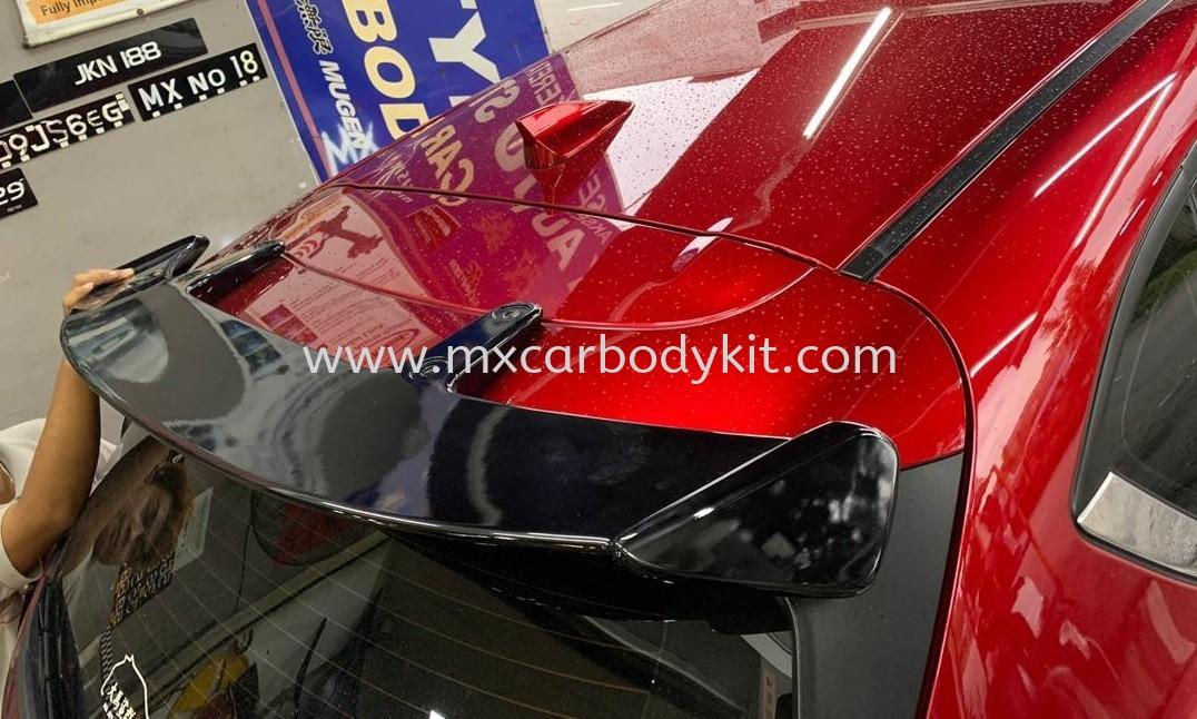 MAZDA CX-5 2017 GT ROOF SPOILER  CX-5 2017 MAZDA Johor, Malaysia, Johor Bahru (JB), Masai. Supplier, Suppliers, Supply, Supplies | MX Car Body Kit