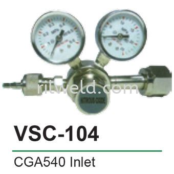 VSC-104 SPECIAL MODEL DESIGNED FOR ANESTHESIA MACHINE USE MEDICAL REGULATOR ACARE Selangor, Malaysia, Kuala Lumpur (KL), Puchong Supplier, Distributor, Supply, Supplies | RIL Weld Industry Sdn Bhd