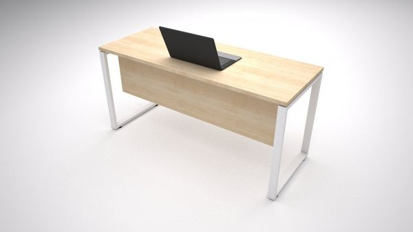 RECTANGULAR TABLE WITH SQUARE METAL LEG EXECUTIVE TABLE Malaysia, Selangor, Kuala Lumpur (KL), Semenyih Manufacturer, Supplier, Supply, Supplies | IOS Office Systems Sdn Bhd