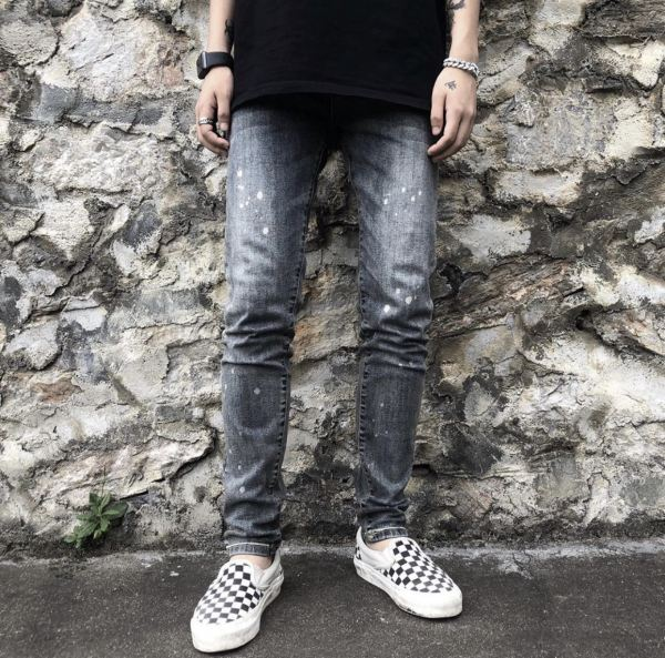 DC LONG JEANS 02 LONG JEANS JEANS Malaysia, Johor, Muar Supplier, Suppliers, Supply, Supplies | DC CLOTHING & ACCESSORIES TRADING