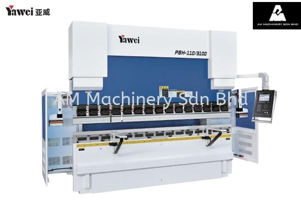 PBH Series: CNC Press Brake Machine Yawei Selangor, Malaysia, Kuala Lumpur (KL), Klang Machine, Machinery, Supplier, Supply   AM Machinery Sdn Bhd