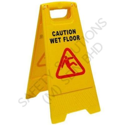 Safety Floor Sign