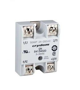 GN Series, Crydom Solid State Relay Relays and Contactors Johor Bahru (JB), Johor. Supplier, Suppliers, Supply, Supplies | HLME Engineering Sdn Bhd