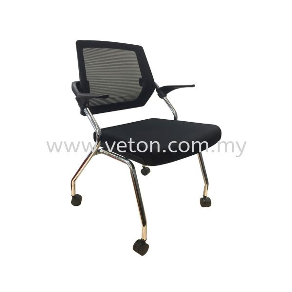 AMEX TRAINING CHAIR OFFICE CHAIRS OFFICE FURNITURE Selangor, Klang, Malaysia, Kuala Lumpur (KL) Supplier, Service, Supply, Supplies   Veton Office System Sdn Bhd