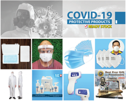 COVID-19 PROTECTIVE PRODUCTS
