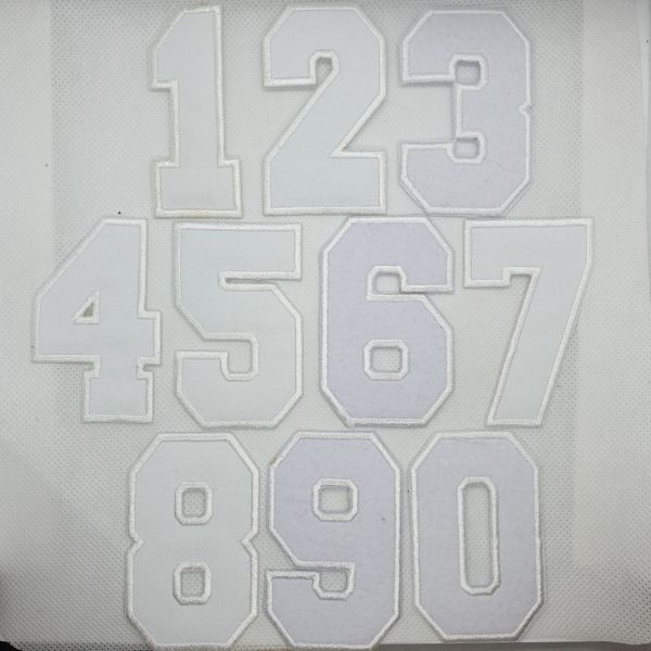 Polo numbers  Polo numbers Patches Selangor, Klang, Malaysia, Kuala Lumpur (KL) Supplier, Manufacturer, Design, Supply | LIM Embroidery & Resources PLT