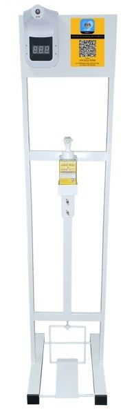 JFEP-02 Step-On Sanitizer Dispenser SANITIZER PRODUCTS ESSENTIAL PRODUCTS Kuala Lumpur (KL), Selangor, Malaysia Supplier, Suppliers, Supply, Supplies | JFix Solutions Sdn Bhd