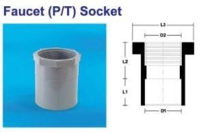 Faucet (P/T) Socket PVC PRODUCT Selangor, Malaysia, Kuala Lumpur (KL), Puchong Supplier, Suppliers, Supply, Supplies | MG HAUS SDN BHD