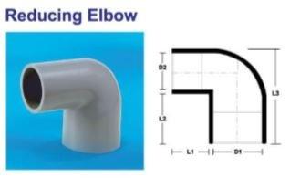 Reducing Elbow PVC PRODUCT Selangor, Malaysia, Kuala Lumpur (KL), Puchong Supplier, Suppliers, Supply, Supplies   MG HAUS SDN BHD