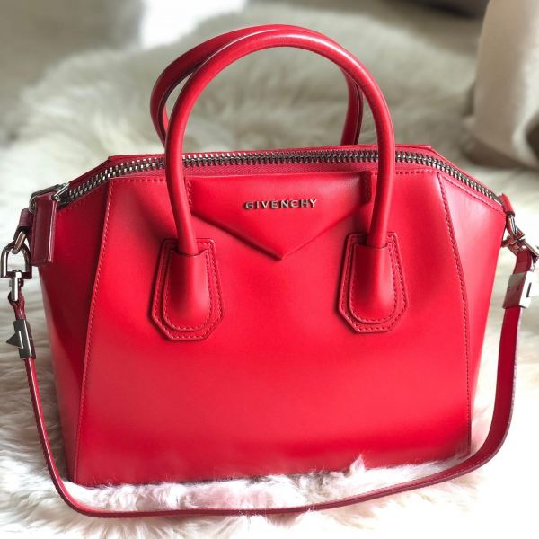 Givenchy Antigona Small Red Tote Bag Givenchy Kuala Lumpur, KL, Selangor, Malaysia. Supplier, Retailer, Supplies, Supply | The Luxury Brand