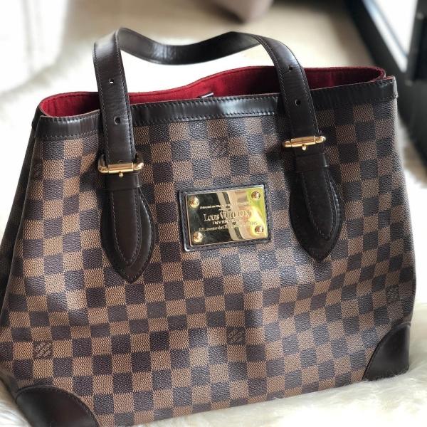 Louis Vuitton Damier Ebene Hampstead MM Louis Vuitton Kuala Lumpur, KL, Selangor, Malaysia. Supplier, Retailer, Supplies, Supply | The Luxury Brand