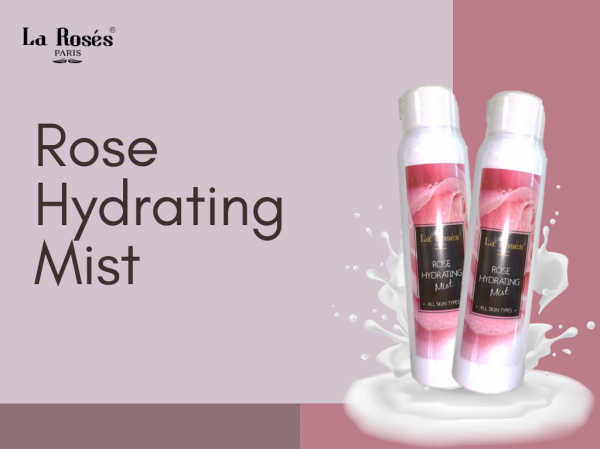 Rose Hydrating Mist Facial Cleanser / Toner La Roses Malaysia, Johor Bahru (JB) Supply Suppliers Supplies | Mee Teck Beauty Sdn. Bhd.