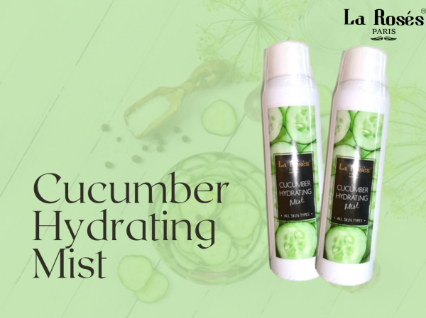 Cucumber Hydrating Mist Facial Cleanser / Toner La Roses Malaysia, Johor Bahru (JB) Supply Suppliers Supplies | Mee Teck Beauty Sdn. Bhd.