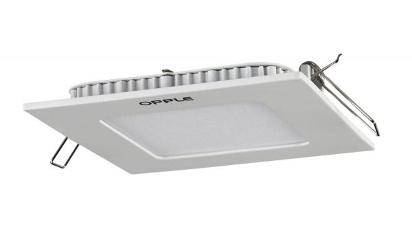 OPPLE LED SLIM DOWNLIGHT (Square) CEILING / DOWN LIGHT OPPLE LED FITTING  LED  LIGHT FITTING FOR COMMERCIAL & INDUSTRY  Johor Bahru (JB), Malaysia, Masai Contractor, Service   V & V Engineering Sdn Bhd