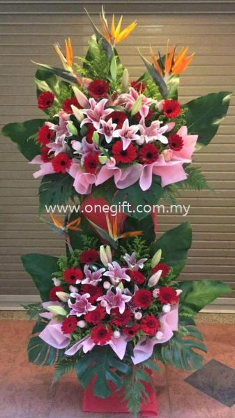 OO23 Official Opening Flower and Gift Malaysia, Selangor, Kuala Lumpur (KL), Shah Alam Supplier, Suppliers, Supply, Supplies   The One Gift Gallery Sdn Bhd
