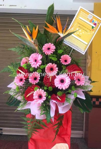 OO13 Official Opening Flower and Gift Malaysia, Selangor, Kuala Lumpur (KL), Shah Alam Supplier, Suppliers, Supply, Supplies | The One Gift Gallery Sdn Bhd
